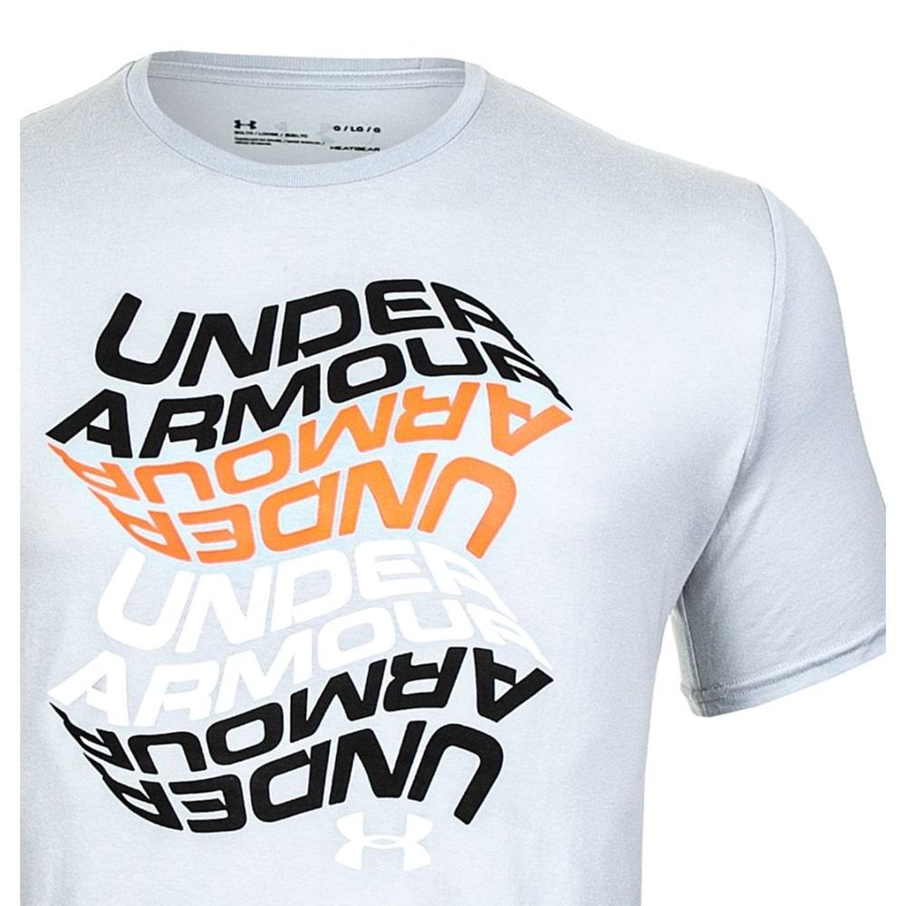 Camiseta Under Armour Wordmark Wave