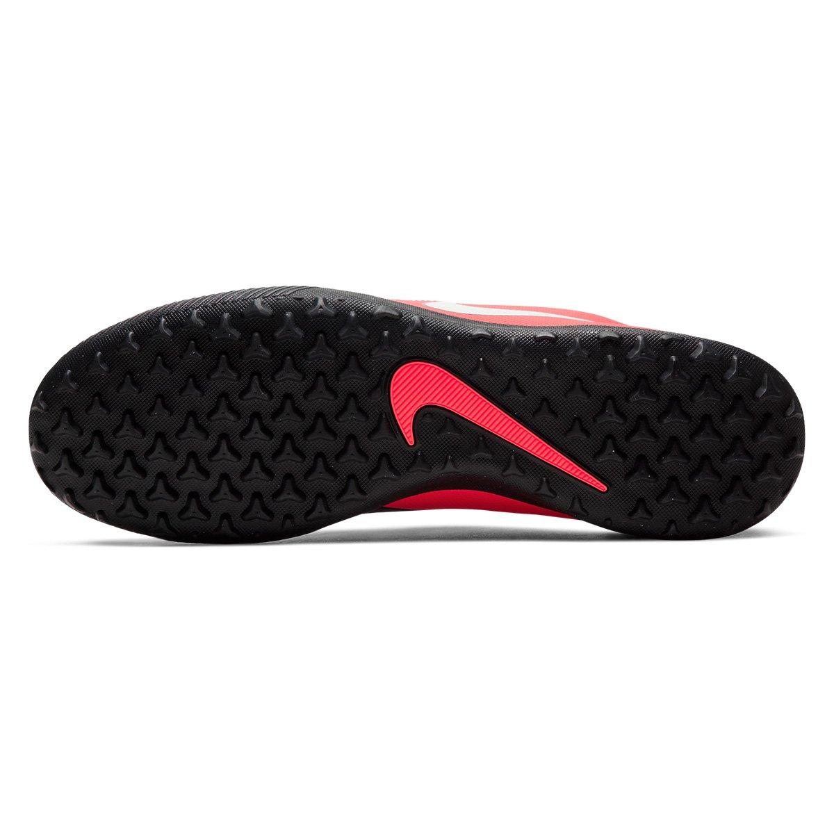 Chuteira Nike Society Phantom Club Tf
