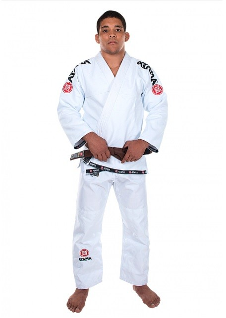 Kimono Atama Jiu-Jitsu Trim