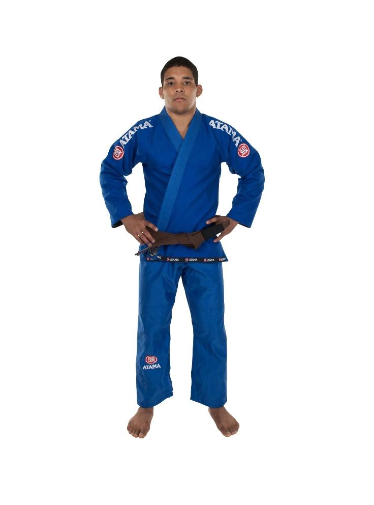 Kimono Atama Jiu Jitsu Trim Trançado