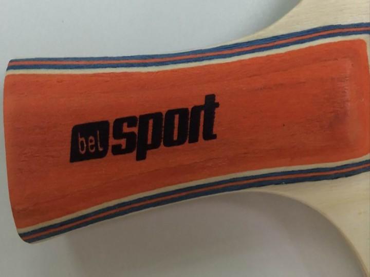 Raquete Bel Sport Tenis De Mesa
