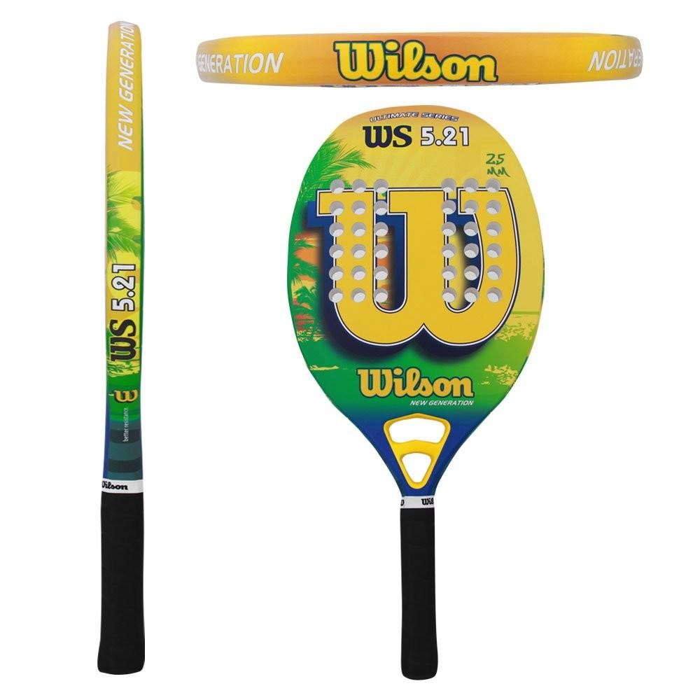 Raquete Tênis Wilson Beach 5 21