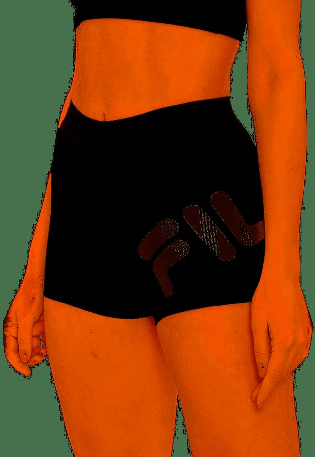 Short Fila Training Elastic