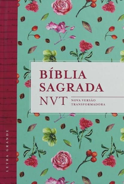 Bíblia NVT - Tiffany  (letra grande/capa dura)