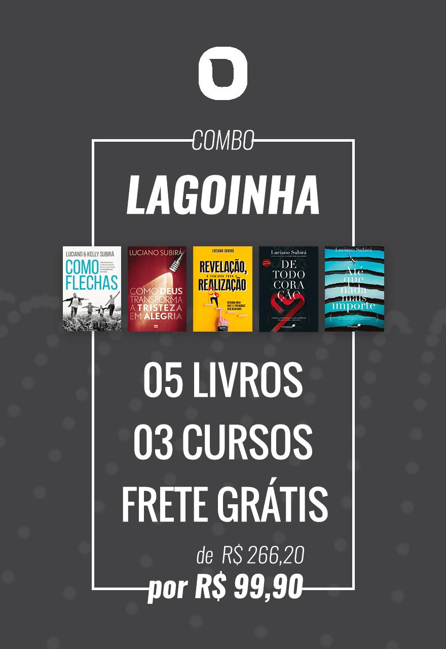 COMBO LAGOINHA