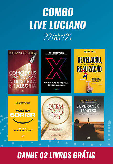 COMBO LIVE LUCIANO - 22/abr/2021
