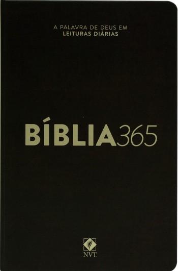 NVT Bíblia 365 - Clássica