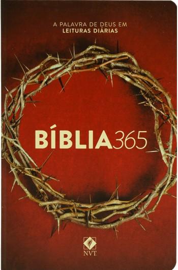 NVT Bíblia 365 - Coroa