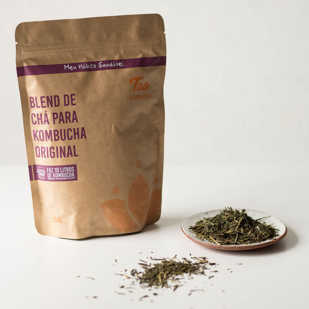 Blend de Chá para Kombucha