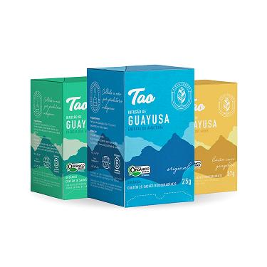 Linha Chá de Guayusa - 3 unidades
