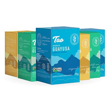 Linha Chá de Guayusa - 6 unidades