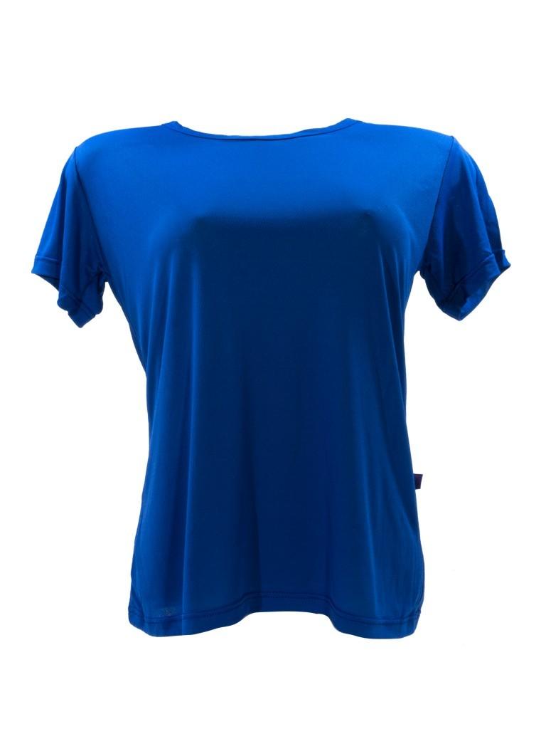 Camiseta Feminina Dry Fit Baby Look