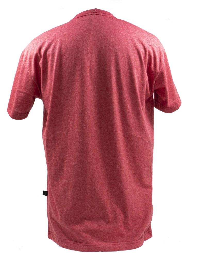 Camiseta Masculina Algodão Mescla