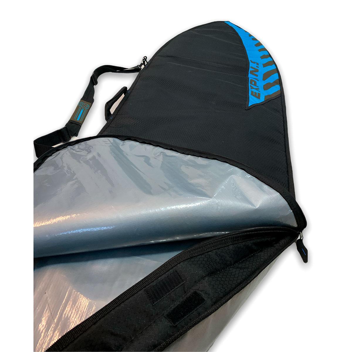 Capa tecido importado acolchoada - SELECT LINE