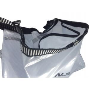 Wet suit bag para secos e molhados Grande com 2 compartimentos