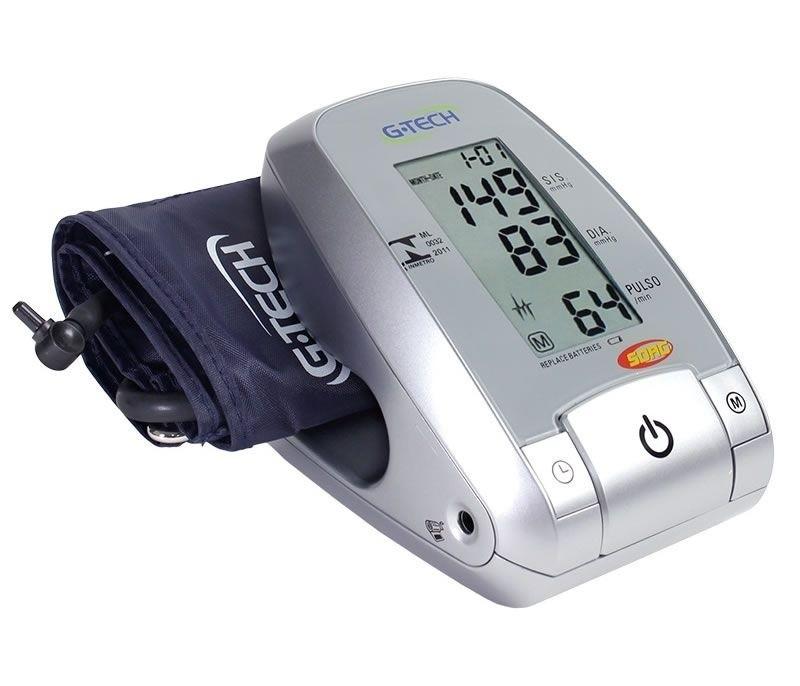 Aparelho de Pressão Digital Automático MA100 - G-Tech