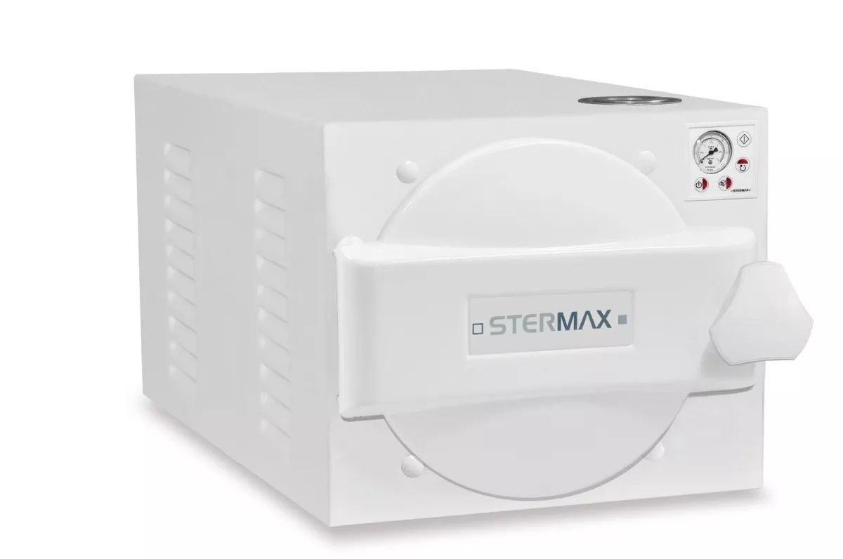 Autoclave Box Analógica 40 Litros - Stermax