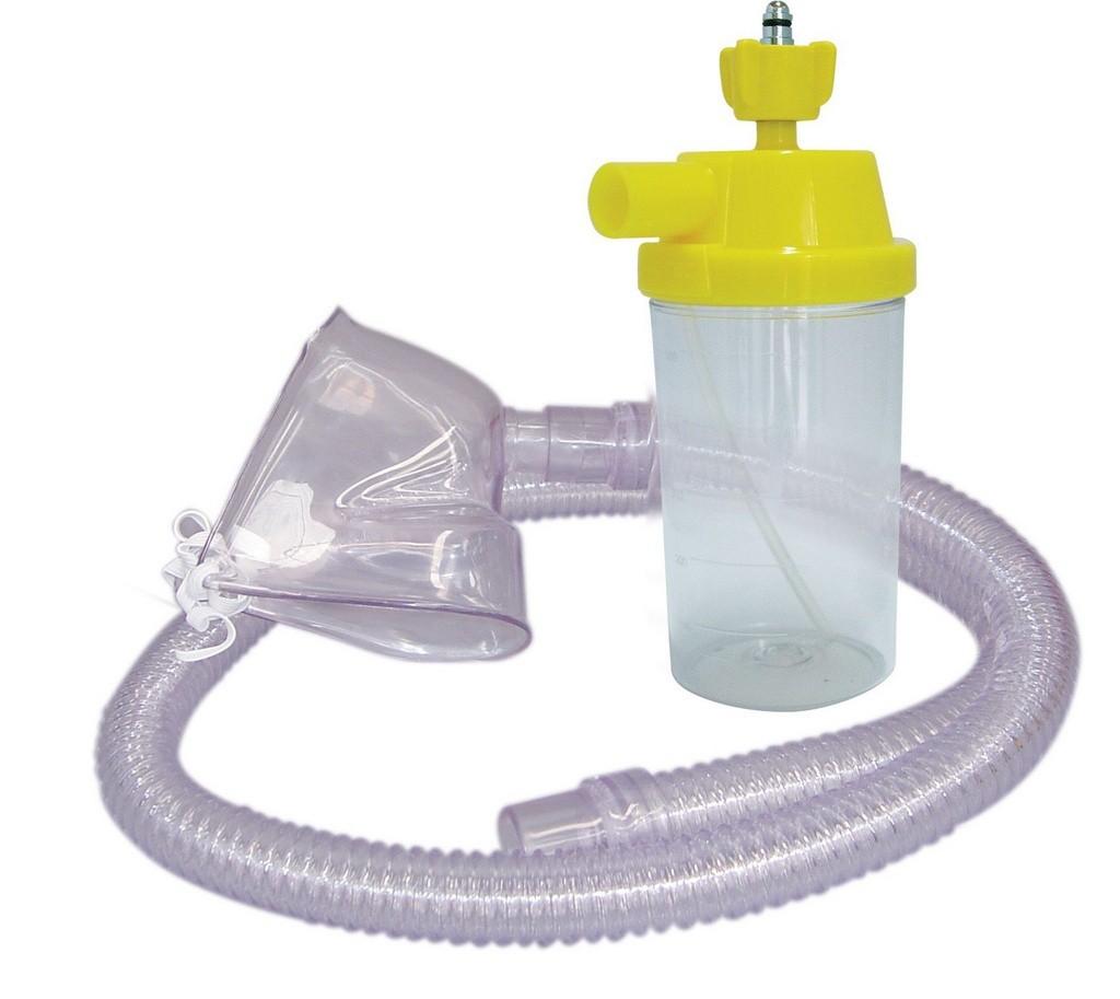 Conjunto para Nebulização PVC AR 1200mm Infantil - Protec