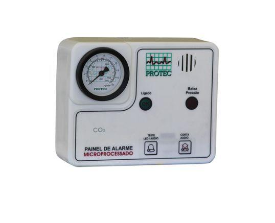 Painel Alarme Rede de Dióxido de Carbono Microprocessador - Protec