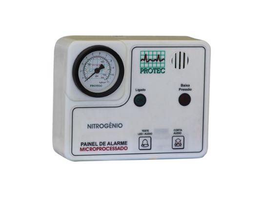 Painel Alarme Rede de Nitrogênio Microprocessador - Protec