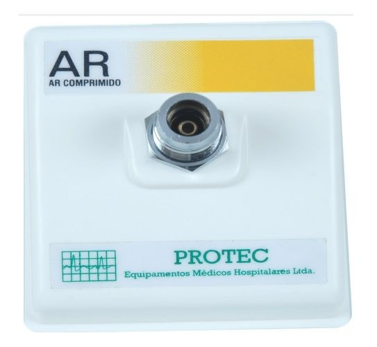 Posto Parede Externo P/ Ar Comprimido - Protec