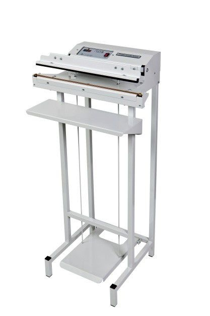 Seladora Industrial Pedal 40CM. Comando Digital TI400-4 Digital - Barbi