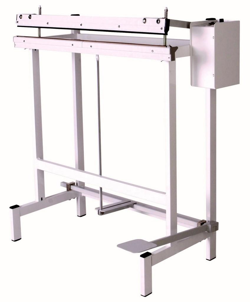 Seladora Industrial Pedal 80CM. Temp. Bivolt TI800-2 - Barbi