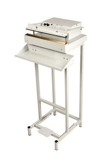 Seladora Pedal P/ Embalagens Grau Cirúrgico. (127V ou 220V) - TC-360 H13 - Barbi