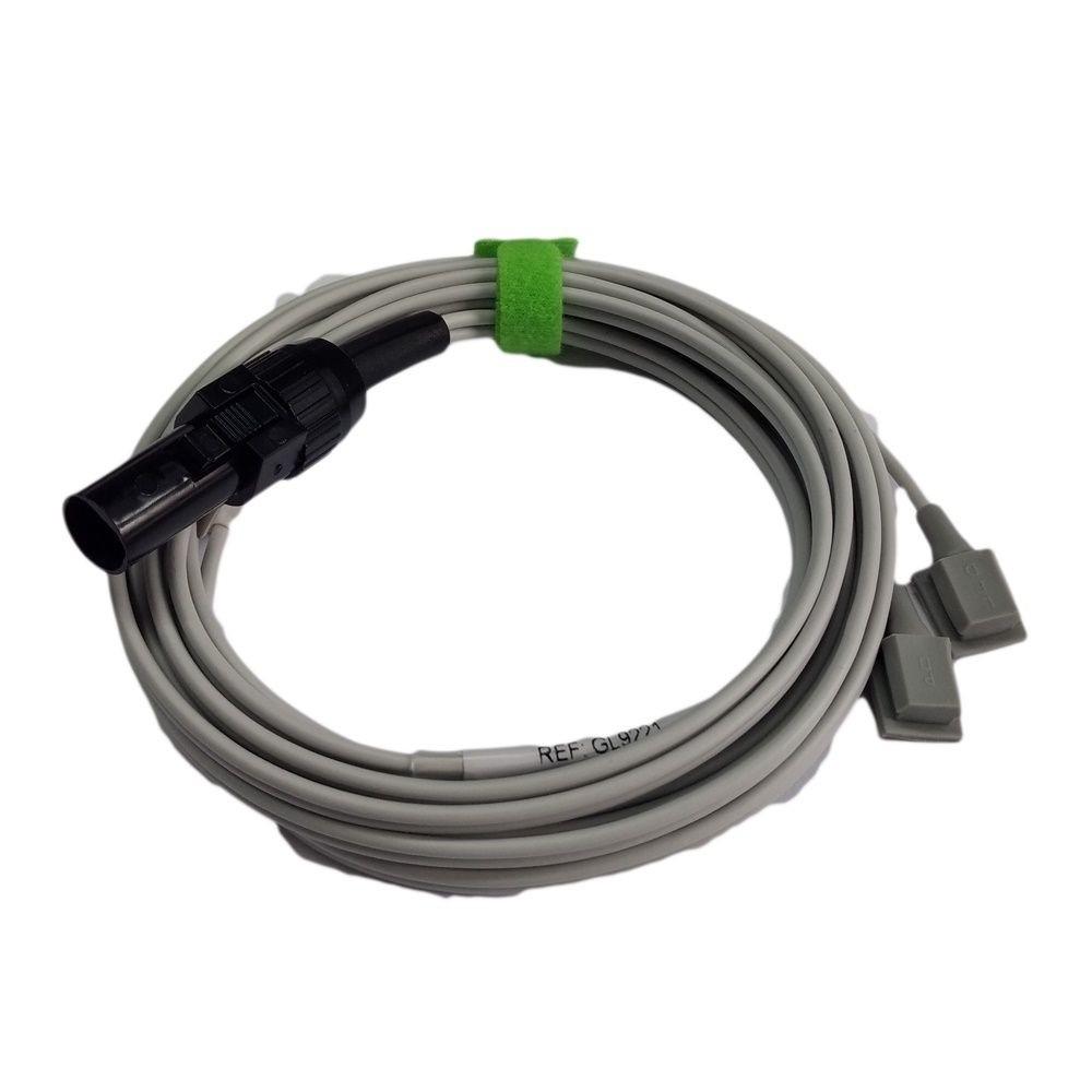 Sensor de Oximetria Infantil Para Monitor Dixtal