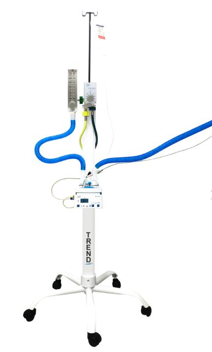 Sistema de Terapia de Alto Fluxo - TREND Medical