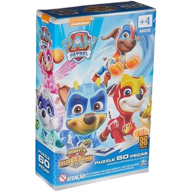 Quebra Cabeca 60 Pecas Busca Na Pl Brinquedos