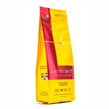 Café Latitude 13 Blend Torrado e Moído (250g)