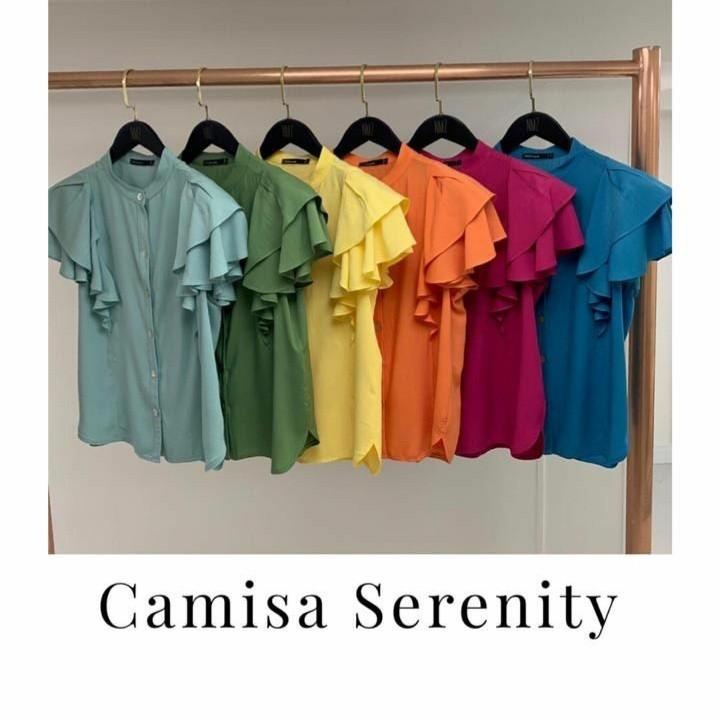 Camisa Serenity