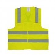 Colete Refletivo CARBOGRAFITE CG 04-2B Verde Limão