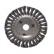 Escova de Aço Carbono CARBOGRAFITE Circular Trançada 6