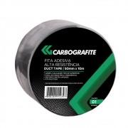 FITA DUCT TAPE CARBOGRAFITE 50MM X 10M