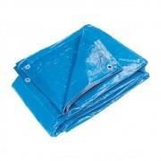 Lona Plástica CARBOGRAFITE Azul | 260 Micra 4m x 5m
