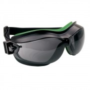 Óculos CARBOGRAFITE Ampla Visão Helíx Cinza