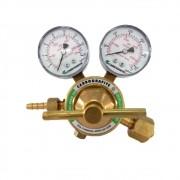 Regulador Duplo Estágio CARBOGRAFITE 200 Oxigênio
