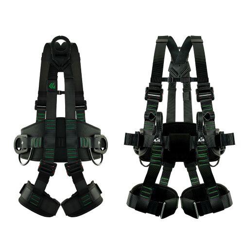 Cinturão Paraquedista CARBOGRAFITE Dielétrico Evolution 5i