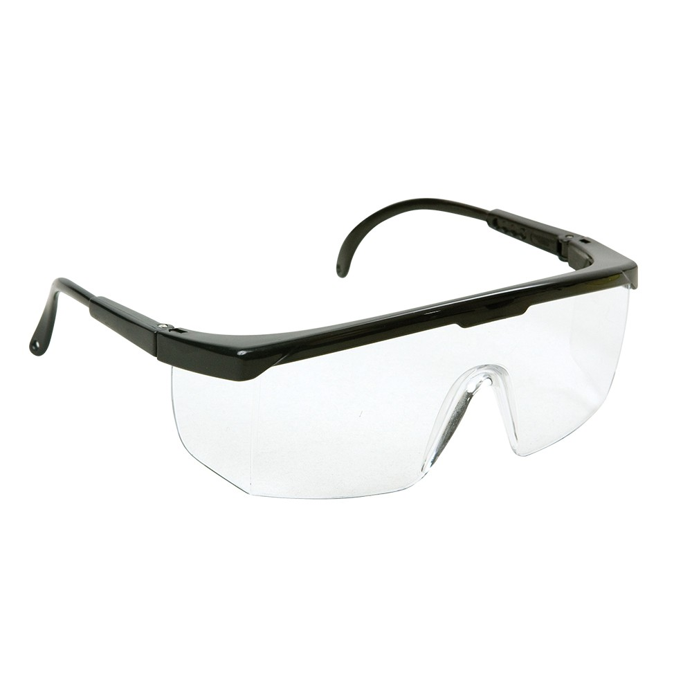 Kit respirador descartável e óculos