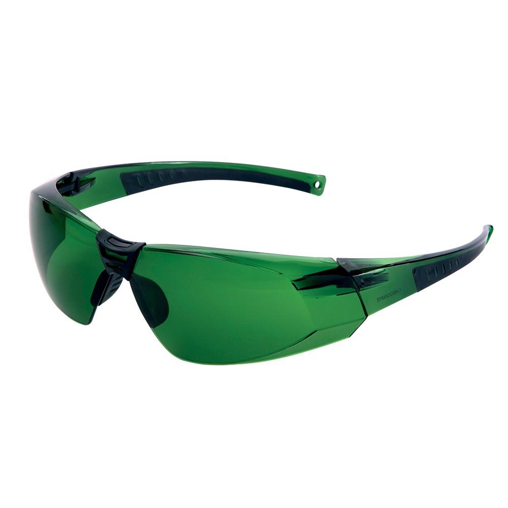 Óculos de Segurança CARBOGRAFITE Cayman Sport Verde Antiembaçante