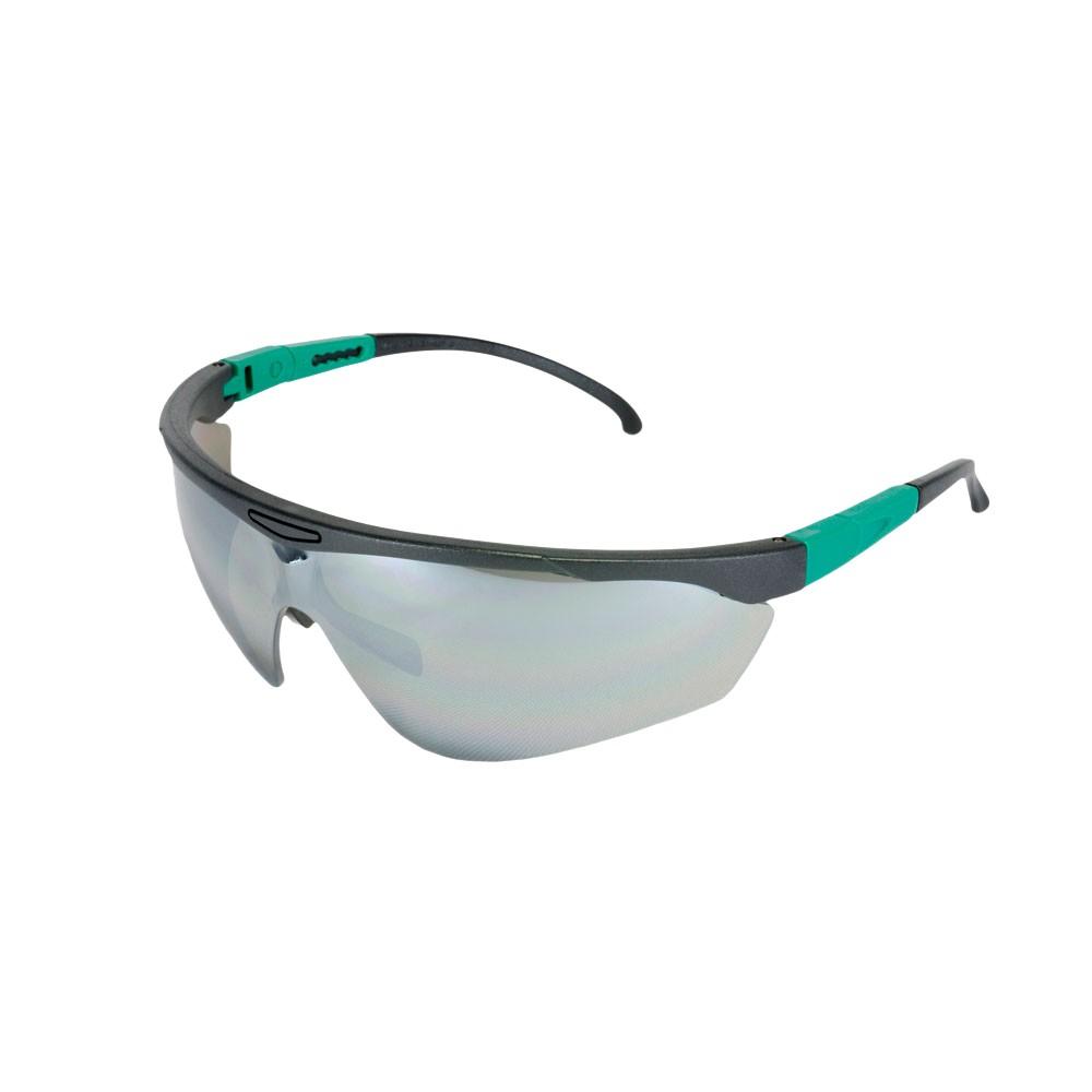 Óculos de Segurança CARBOGRAFITE TARGA Cinza Espelhado Antiembaçante