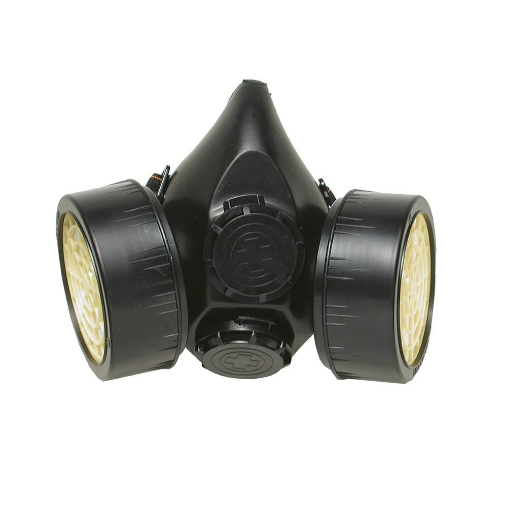 Respirador Semifacial CARBOGRAFITE CG 306 com Catuchos - RC 203