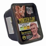 Monster Clay Marrom Hard