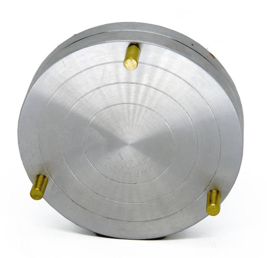 Base Giratória de Alumínio - ST-Base-1