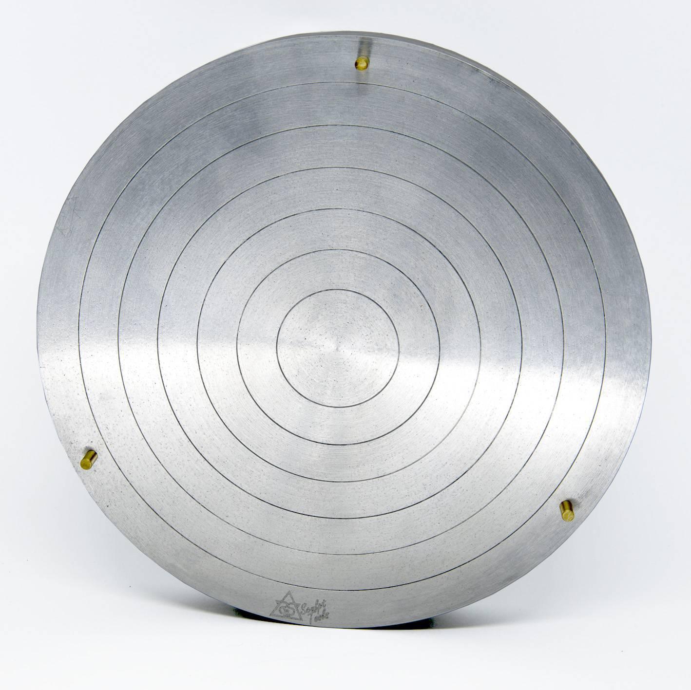 Base Giratória de Alumínio - ST-Base-3