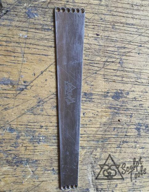 Ferramenta de Mão em Aço Inox, super esteca