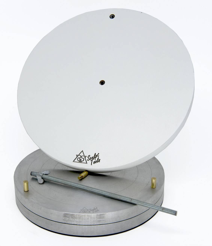 Kit Base Giratória para Escultura - ST-KB2
