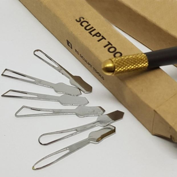 Kit de ferramentas para esculpir ST-1